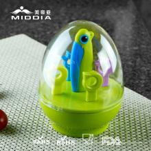 Рекламная продукция/Рождественский подарок для керамической складной нож/вилки/фруктов набор инструментов