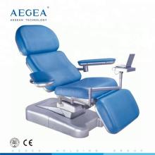 AG-XD101 Multifunción ajuste laboratorio eléctrico silla de extracción de sangre
