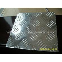 Bright Shinning Aluminium Five Bar Tread da China