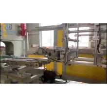 Boîte de conserve faisant la ligne de production de la machine Poinçonneuse