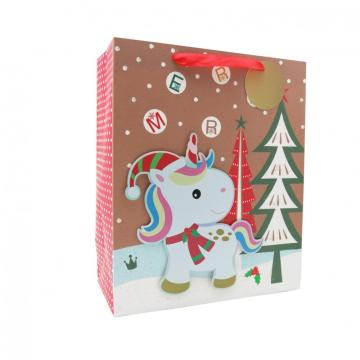UNICORN PAPER  GIFTBAG 13-0