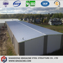 Insulated Movable Warehouse with Prefab Steel Structure