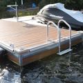 Marina Facilities Aluminium Floating Dock Commercial Residential Floating Jetty