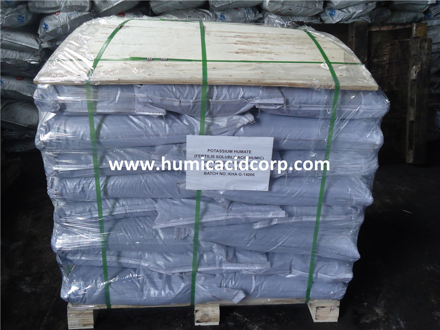 Soluble Humic Acid Factory