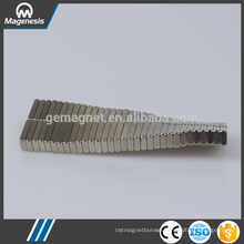 Different styles top level ferrite magnetic arc