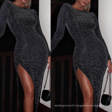 Women Split Tight Evening/Party/Wedding Long Dress