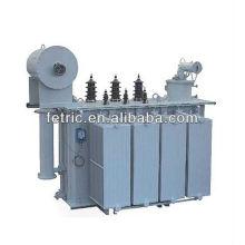 Drei Phase Ölbad elektrischen Transformator