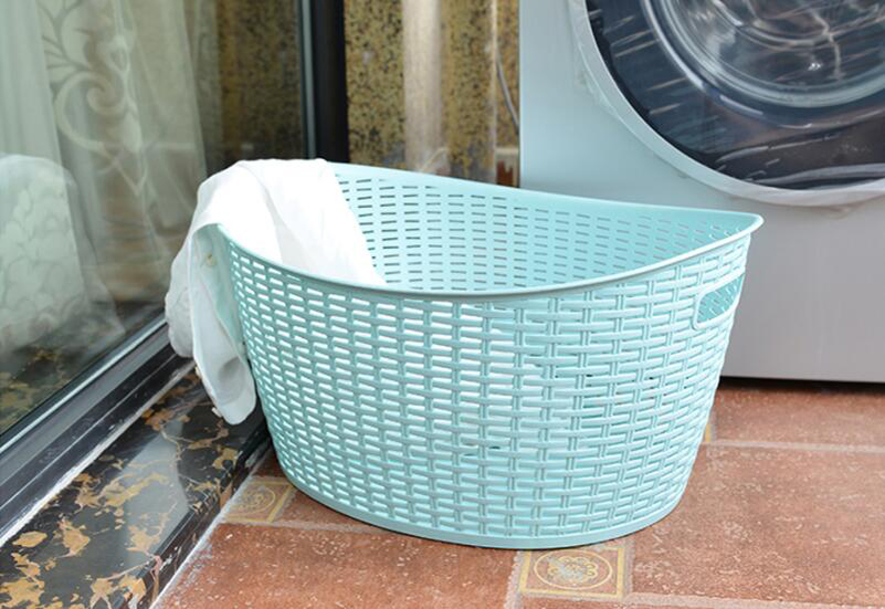 Rattan Oval Basket