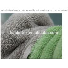 Microfibra Coral toalha de cozinha de lã
