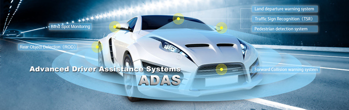 ADAS cable assembly
