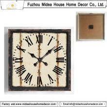Nouveau produit Horloge murale décorative Bois