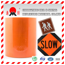 Engineering Grade Reflective Sheeting Film for Road Traffic Signs Guiding Signs