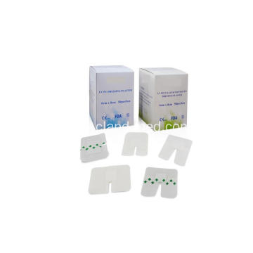 FDA Approved IV PU CANNULA Non Woven Medical Adhesive Plaster