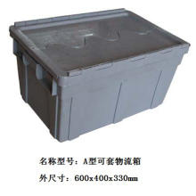 China Manufacturer of Euro Standard Plastic Turnover Box