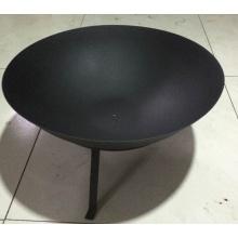 Fregadero de acero de la cacerola del acero, (FF12) Pot de acero, Caldera de acero