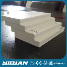 Пвх пенопласт пластик белый высококачественный пвх пенопласт