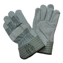 En388 4144 Protective Leather Safety Work Gloves