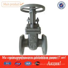 Aço 20 rússia válvula de portão grossista válvula fábrica