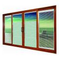 Persiennes de protection solaire de conception zambienne fabriquées en Chine pour porte intérieure