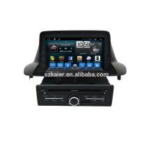 Kaier Octa core 6.0 / 7.1 Auto Audio Sistema de navegación para Renault Megane 3 versión de Irán con MP3 BT Radio Música