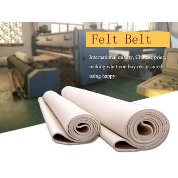 100% nomex roll to roll transfer belt belt