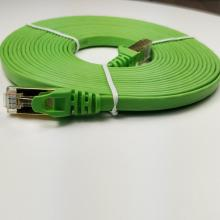 Cable de red Cable Cat7 de alta velocidad blindado de 10 gigabits