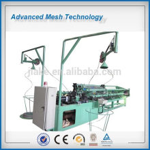 PVC Coated Steel Wire Mesh Chain link fence Weaving Machine