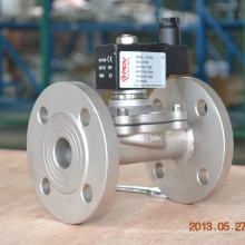 1 дюймов латунь электромагнитный клапан нормально закрытый 24В электромагнитный клапан воды