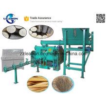 Piston Press to Make Wood Briquettes Calorific Wood Briquette