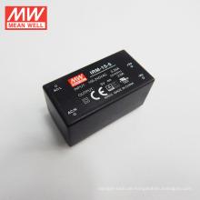 MW IRM-15-5 MEAN WELL original 5V Open Frame 3A kleine Größe