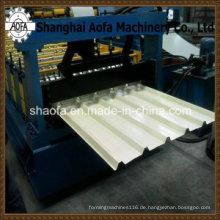 Wandblatt-Rollenformmaschine (AF-R820)