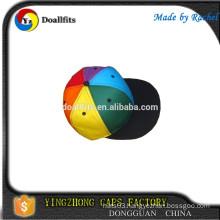 colorful acrylic Snapback caps, cheap acrylic sports caps