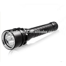 Buceo hasta 100 metros 3x CREE XML T6 impermeable linterna de buceo LED