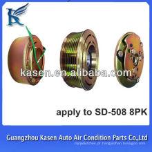 Sande508 ac compressor embreagem 8pk embreagem magnética