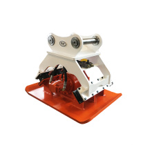 Hydraulic Mini Excavator Vibrating Plate Compactor For Sale