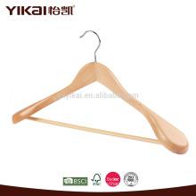 Hotel Wooden Coat Hanger