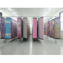 Organic cotton fabric Printed Pattern and woven Technics printed cotton fabric