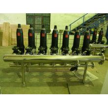 Filtre de disque d'eau d'irrigation pour l'équipement de traitement de l'eau