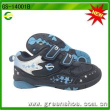 Good Selling Children Chaussures décontractées pour enfants avec lumière LED