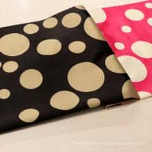 Geometry Printing Polyester Garment Fabric