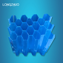 Lamella Sedimentation Plates for Setting Pond