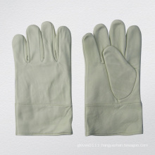 Goat Leather Unlined TIG Welding Glove Protective Glove-7335
