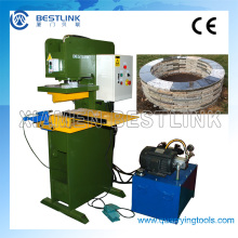 Hydraulic Pressing Stone Cycler Stone Waste Recycling Machine (40 dies)