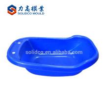 Venda quente China Promoção de Fábrica Novos Produtos de Plástico Banheira Molde Chuveiro Banheira Moldagem