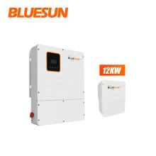 Bluesun Growatt Hybrid Solar Inverter 15KW 12KW 10KW  Deye Hybrid Inverter Solar 8kw Solar Off Grid Hybrid Inverter 7.6kw