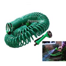 High Quality PU/TPU/PE/EVA Spiral Coil Garden Water Hose