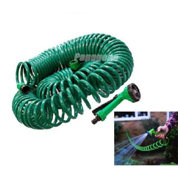 Manguera de espiral espiral EVA de agua de jardín