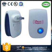 Retardador ultrasónico mejorado del mosquito ultrasónico de la desratización electrónica