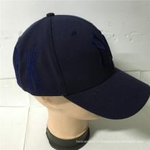 (LFL15012) Bonnet en acrylique en laine 100% avec Spandex Sweatband