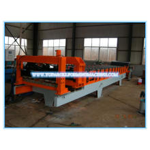 YF Seng-dilapisi Glazed Tile Roofing Sheet Roll Forming Machine